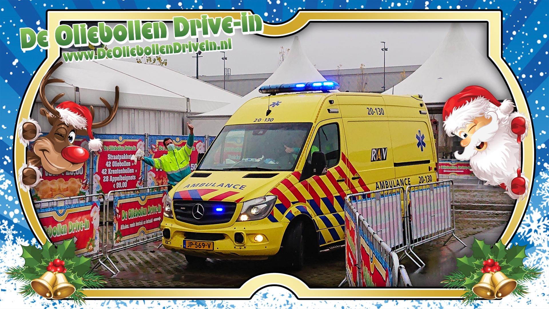 De Oliebollen Drive-in Breda